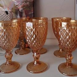 Conjunto de Taças cristais...