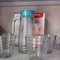 Conjunto de jarra