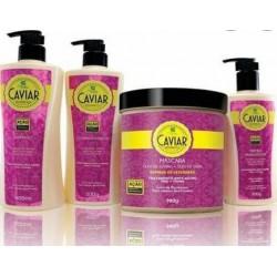 Hábito cosméticos kit caviar