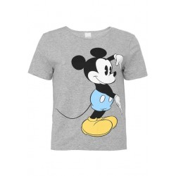 Blusa Disney Cinza Feminina