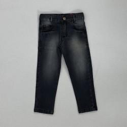 Calça em Jeans Preta