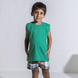 Camiseta Básica Regata
