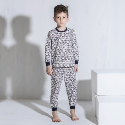 Conjunto Pijama Estampado...
