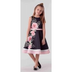 Vestido Fashion Style Preto...