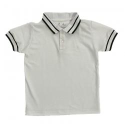 Camiseta Polo Em Piquet